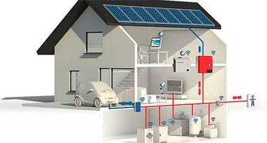 услуги электрика в домах