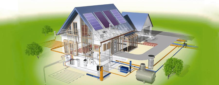 Проектирование электроснабжения коттеджа
