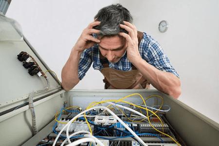 вызов электрика из жэка
