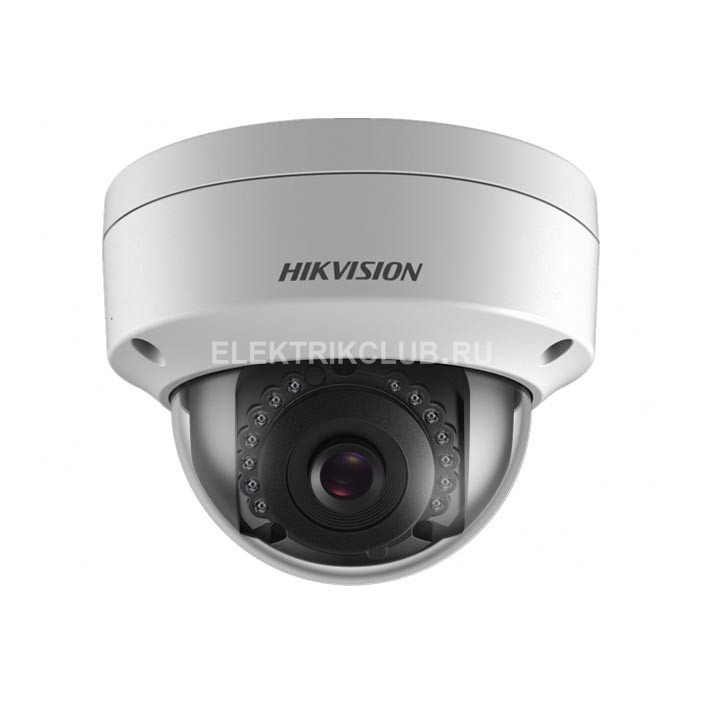 Видеокамера IP Hikvision DS-2CD2122FWD-IS 2.8-2.8мм
