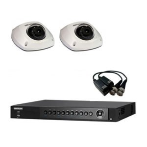 комплект Hikvision DS-2CD2542FWD-IS