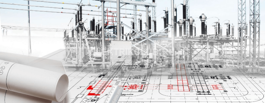 Проект электроснабжения предприятий