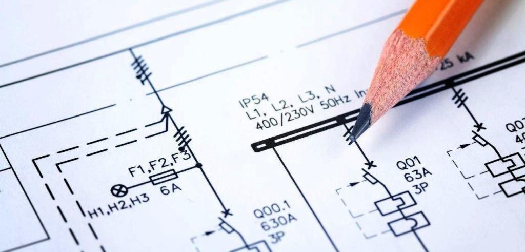 Проектирование электроснабжения в ресторане