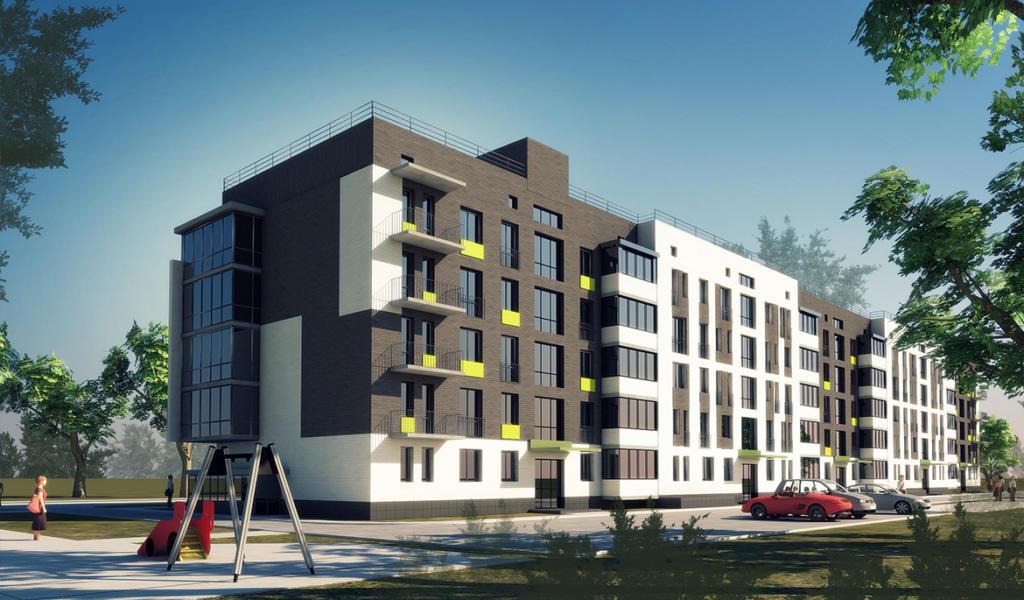 Проект электроснабжения многоквартирного жилого дома