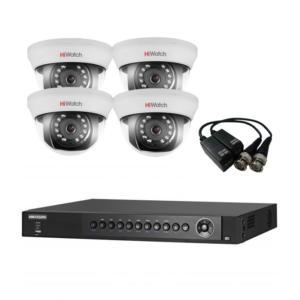 Камера видеонаблюдения Hikvision HiWatch DS-T101 2.8-2.8мм HD TVI цветная
