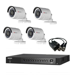 Hikvision HiWatch DS-T200 3.6-3.6мм HD TVI