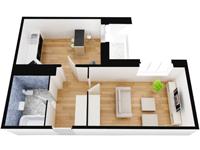 электрика в однокомнатной квартире