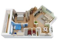 электрика в трехкомнатной квартире