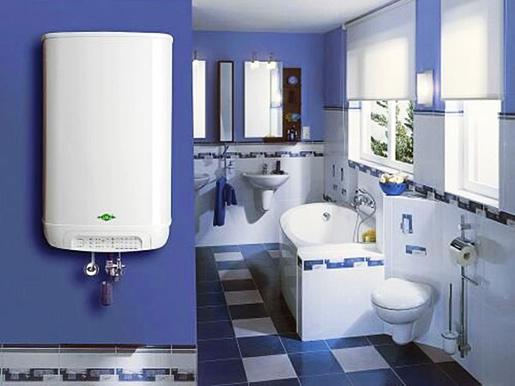 Где установить водонагреватель?