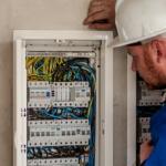 Монтаж скрытой электропроводки в доме